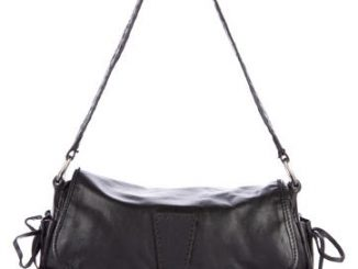 Nappa Flap Bag